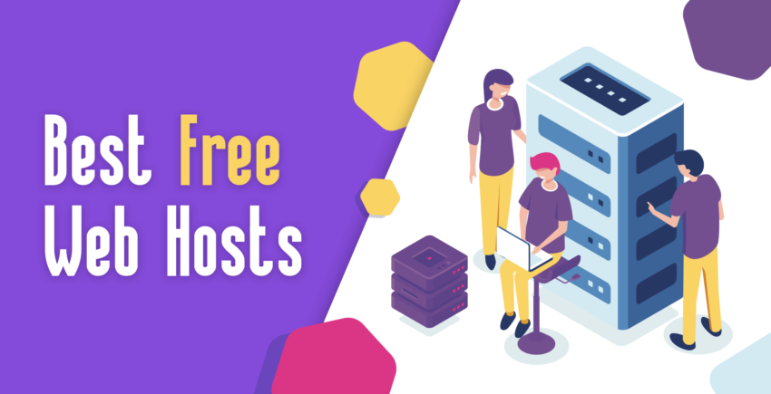 5 Best Free Web Hosting Services: These Are Actually Good (2019)