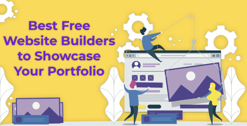 6 Best Portfolio Website Builders – Which Is Best (FOR YOU) [2019]