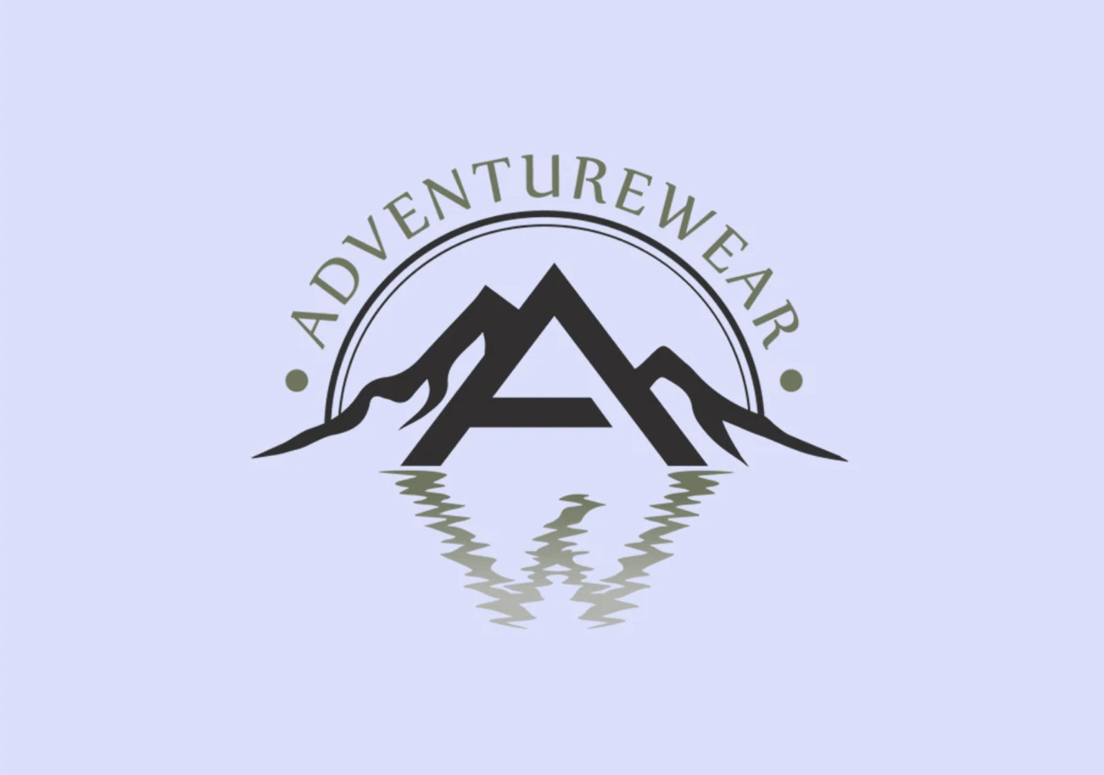 Logo Design on Fiverr - AdventureWear