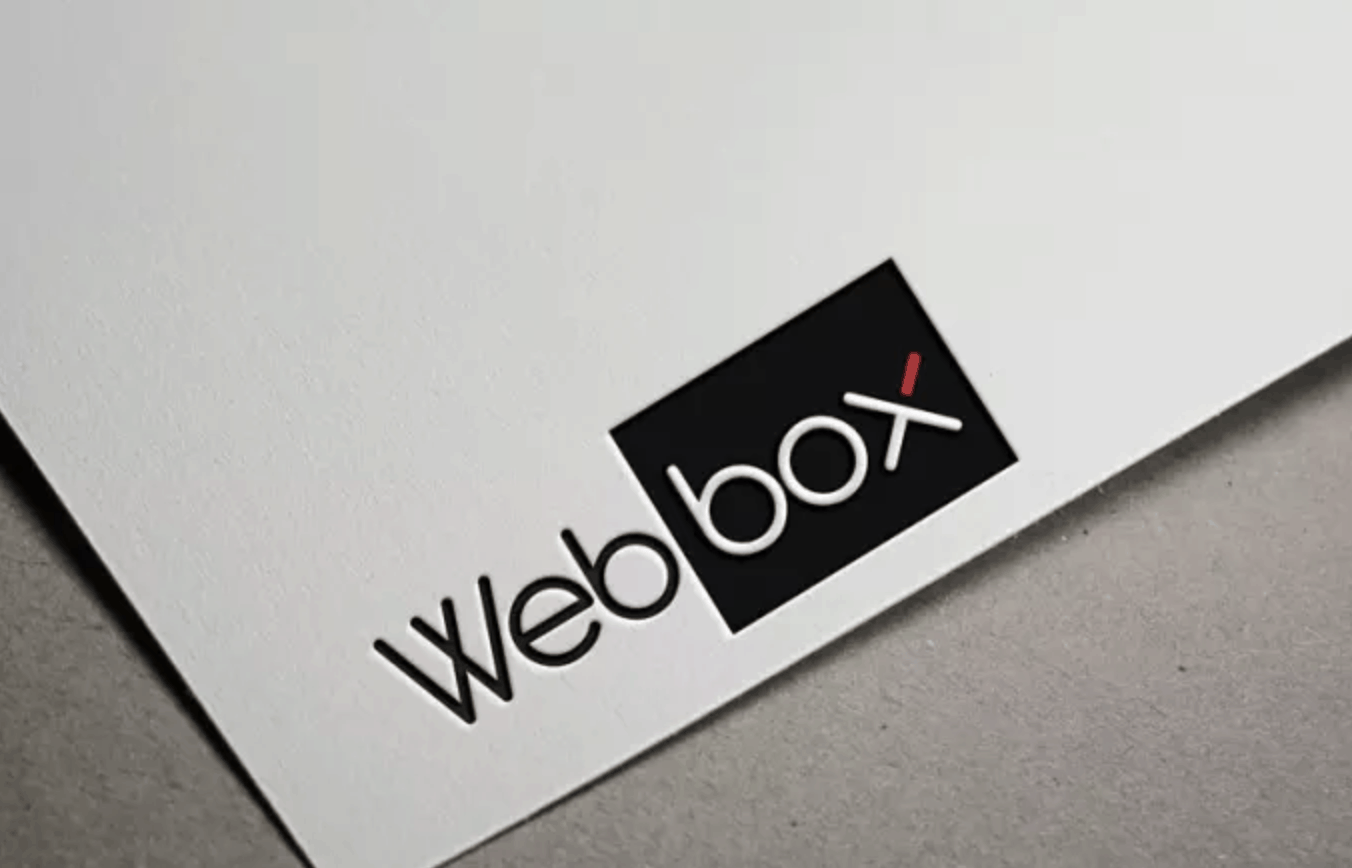 Logo Design on Fiverr - Web Box