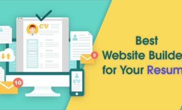 5 Best Website Builders for Resumes & CVs (July 2021)