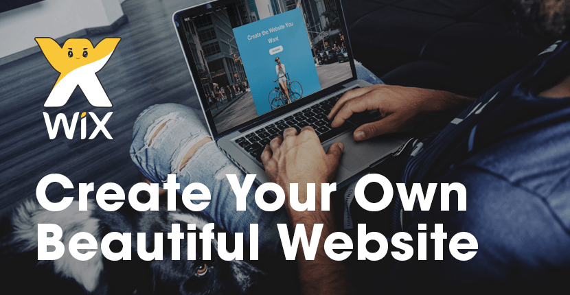 Create a Website with Wix