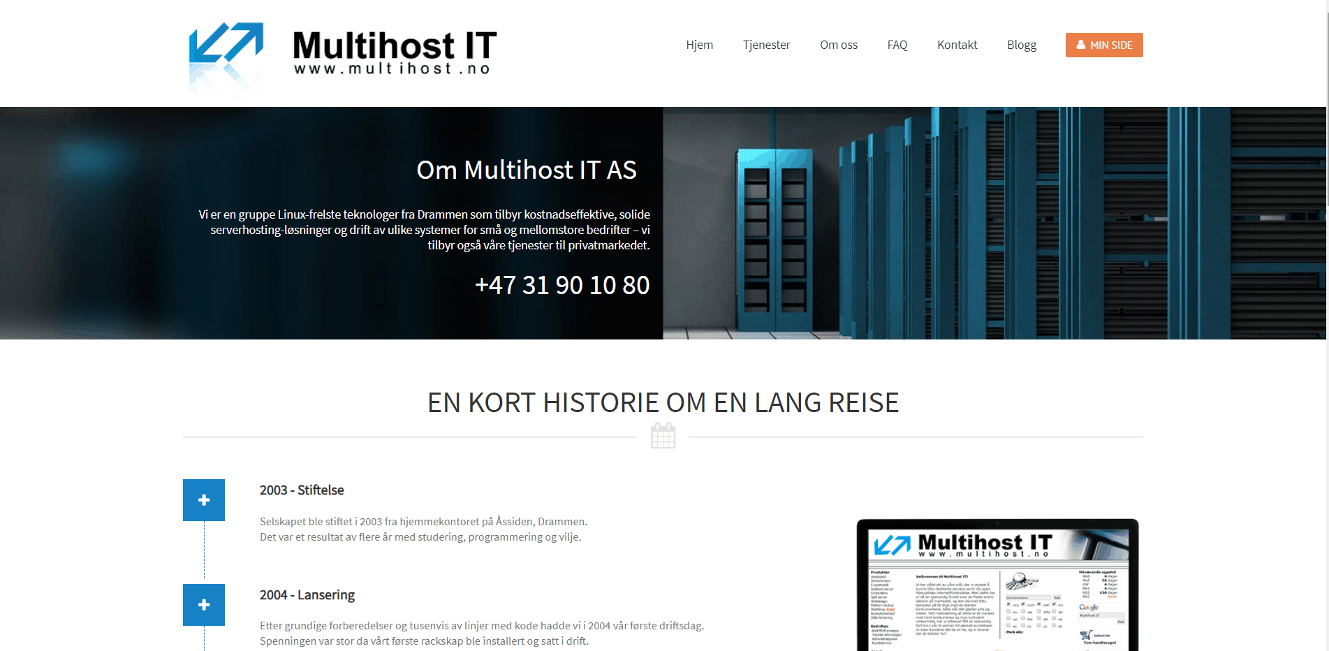 Multihost.no-support