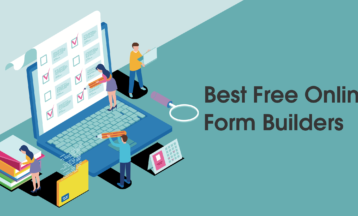 12 Best (Free & Paid) Online Form Builders – Updated 2020