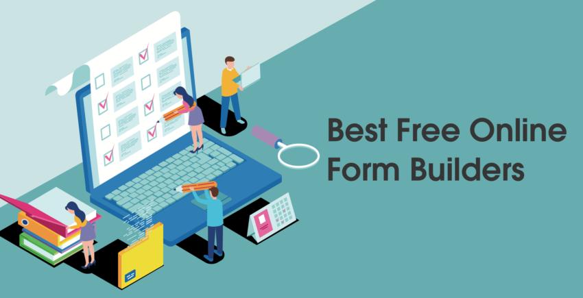 11 mejores creadores de formularios (gratis y de pago): 2020