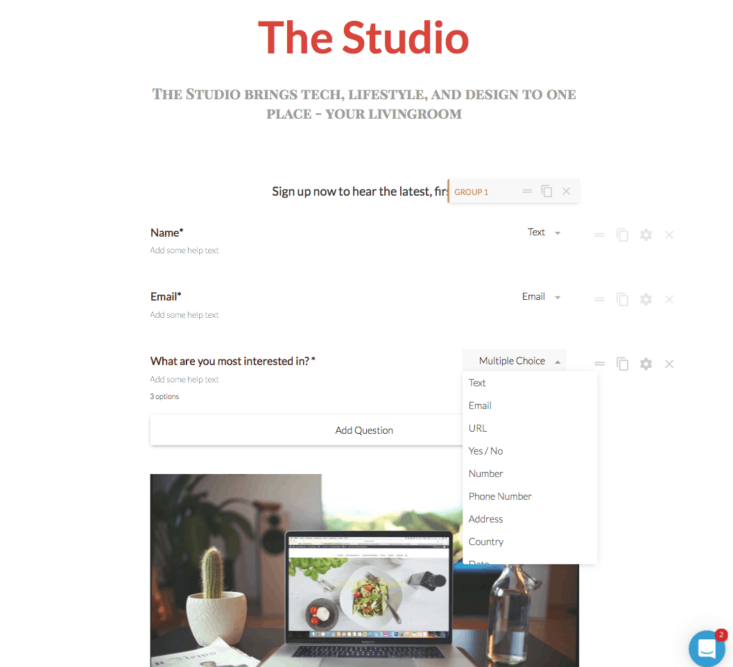 The Best (Free & Paid) Online Form Builders - Updated-image11