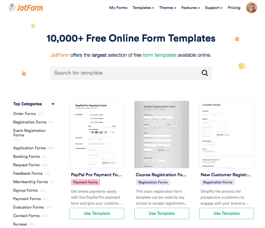 The Best (Free & Paid) Online Form Builders - Updated-image4