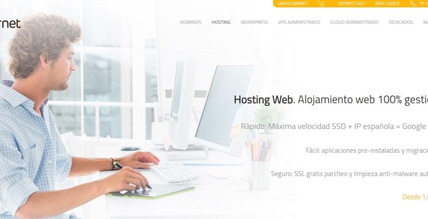 axarnet-homepage
