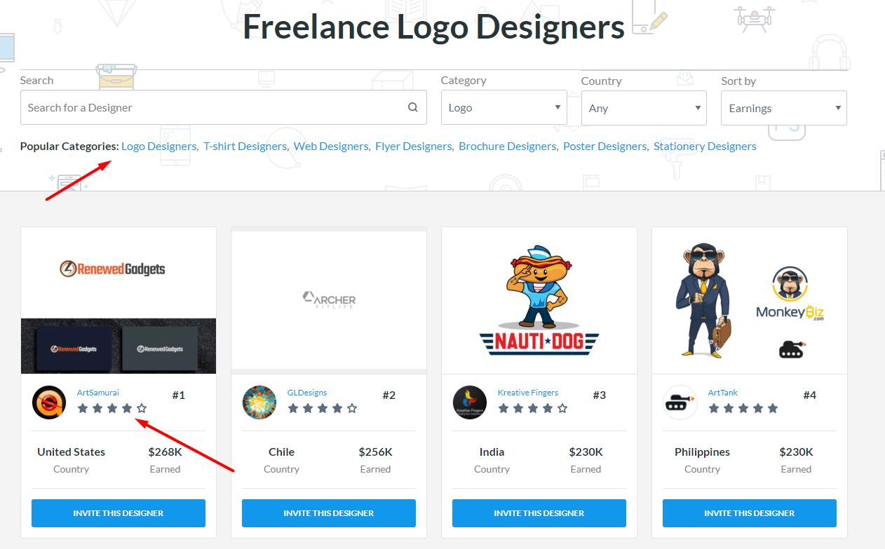 designcrowd - find designers