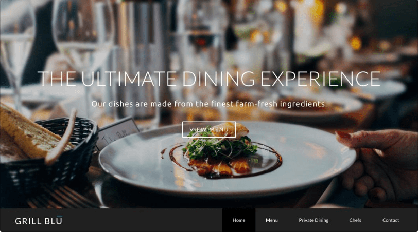 6 Best (Really Free) Website Builders for Restaurants in 2020