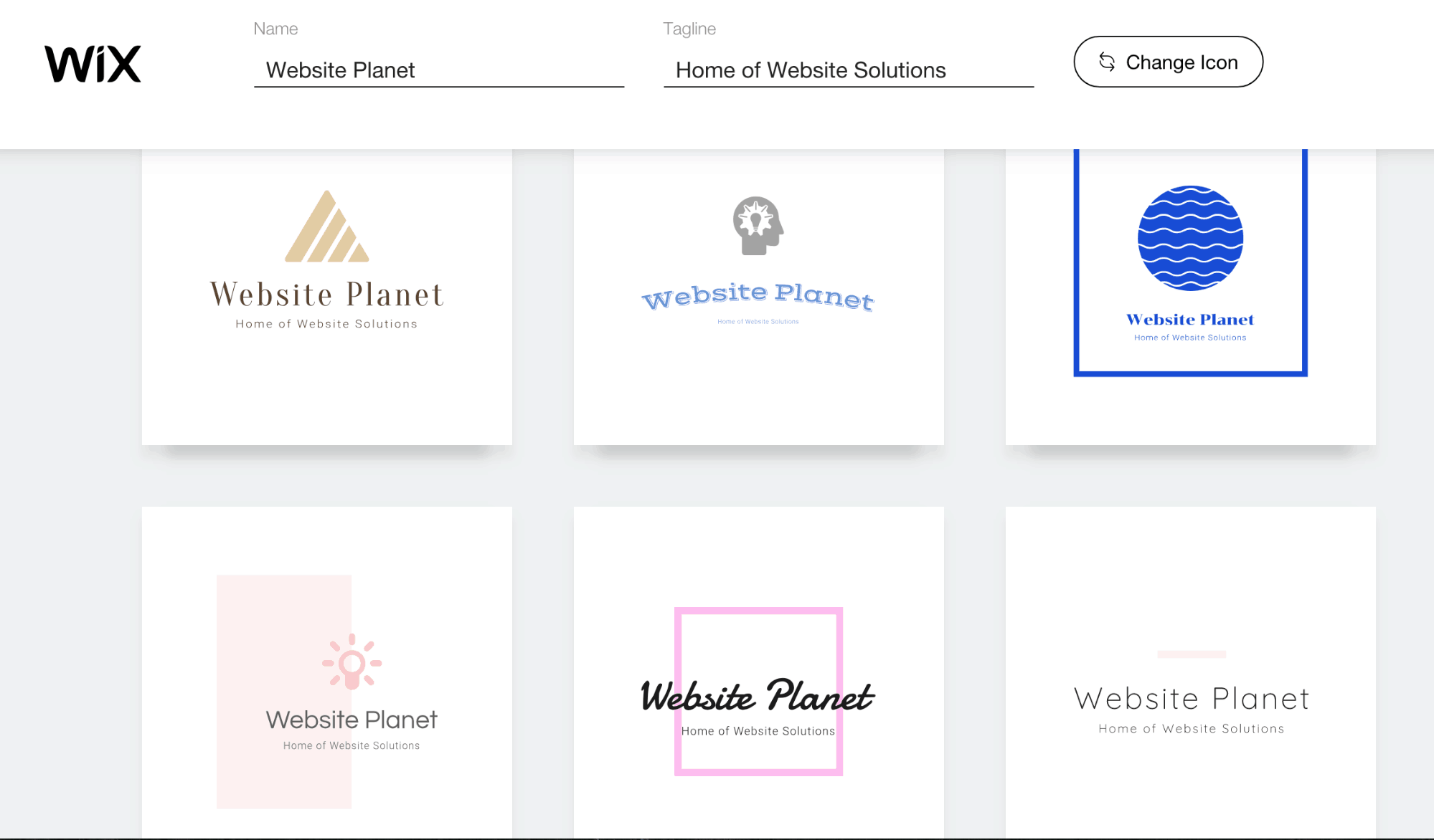Wix Logo Maker: Lohnt er sich?