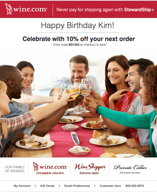 Birthday Emails: An Effective Marketing Strategy for Your Brand