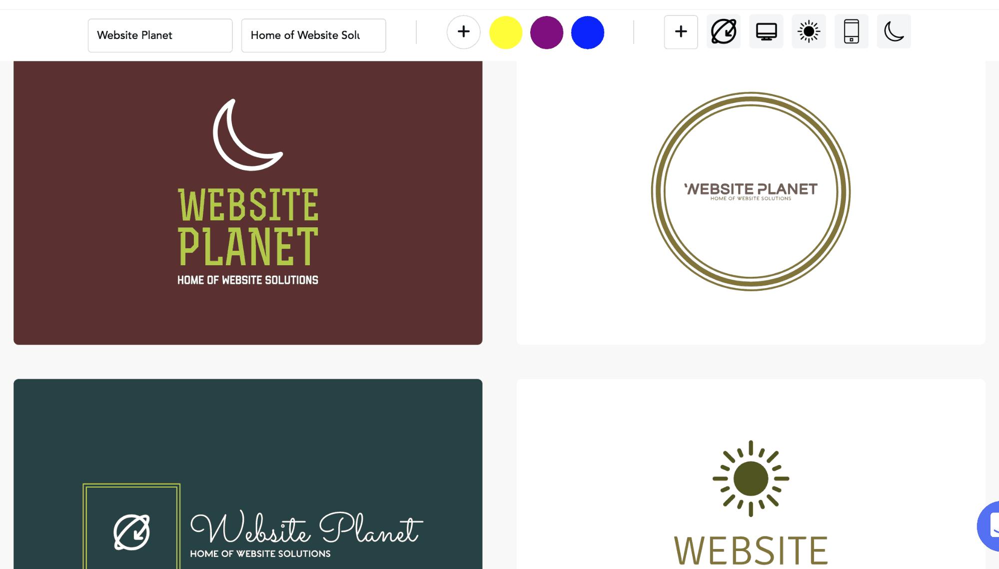 ТОП-5 редакторов логотипов — 100% бесплатные версии