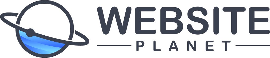 Website Planet logo from Logo Design Guru