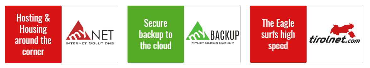 myNet Overview