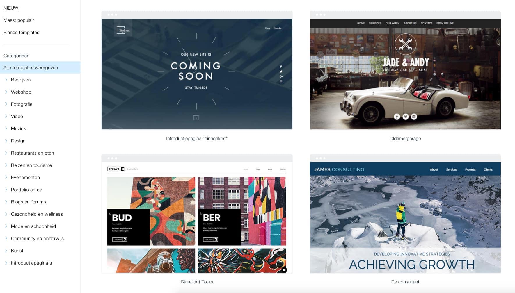 9 Eenvoudige Stappen om Jouw Wix Website te Maken in 2020 (+Foto's)