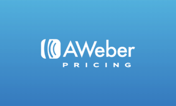 AWeber Pricing — Updated Pricing for 2021 + Deals