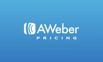 AWeber Preisgestaltung – Aktualisierte Preise für 2020 + Angebote