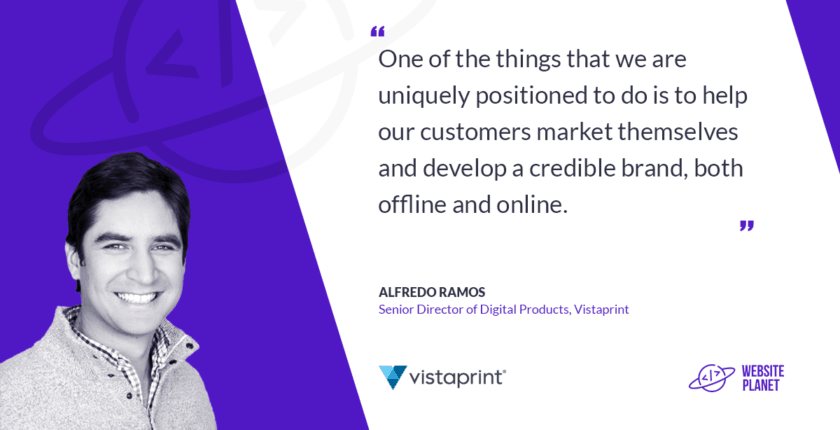 Vistaprint Expands Their Successful Marketing Tools into the Digital World