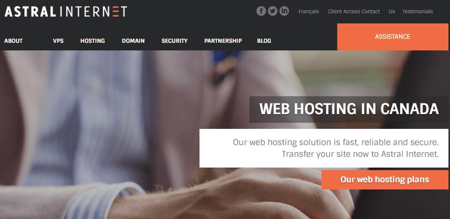 Astral Internet