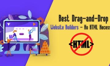 5 הכלים הטובים ביותר לבניית אתרים בשיטת Drag-and-Drop (גרור ושחרר) – ללא צורך בכתיבת קוד