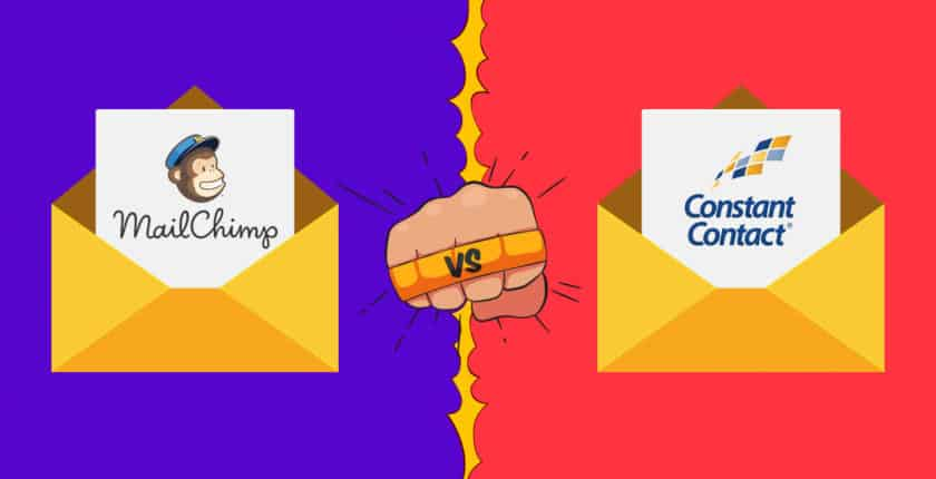 MailChimp vs. Constant Contact – Which Email Marketing Solution Reigns Supreme?
