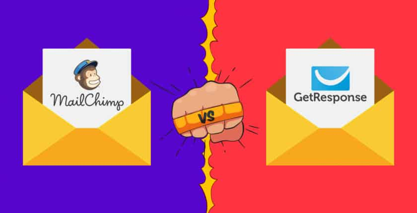 Mailchimp vs GetResponse – Which Should You Avoid in 2019?