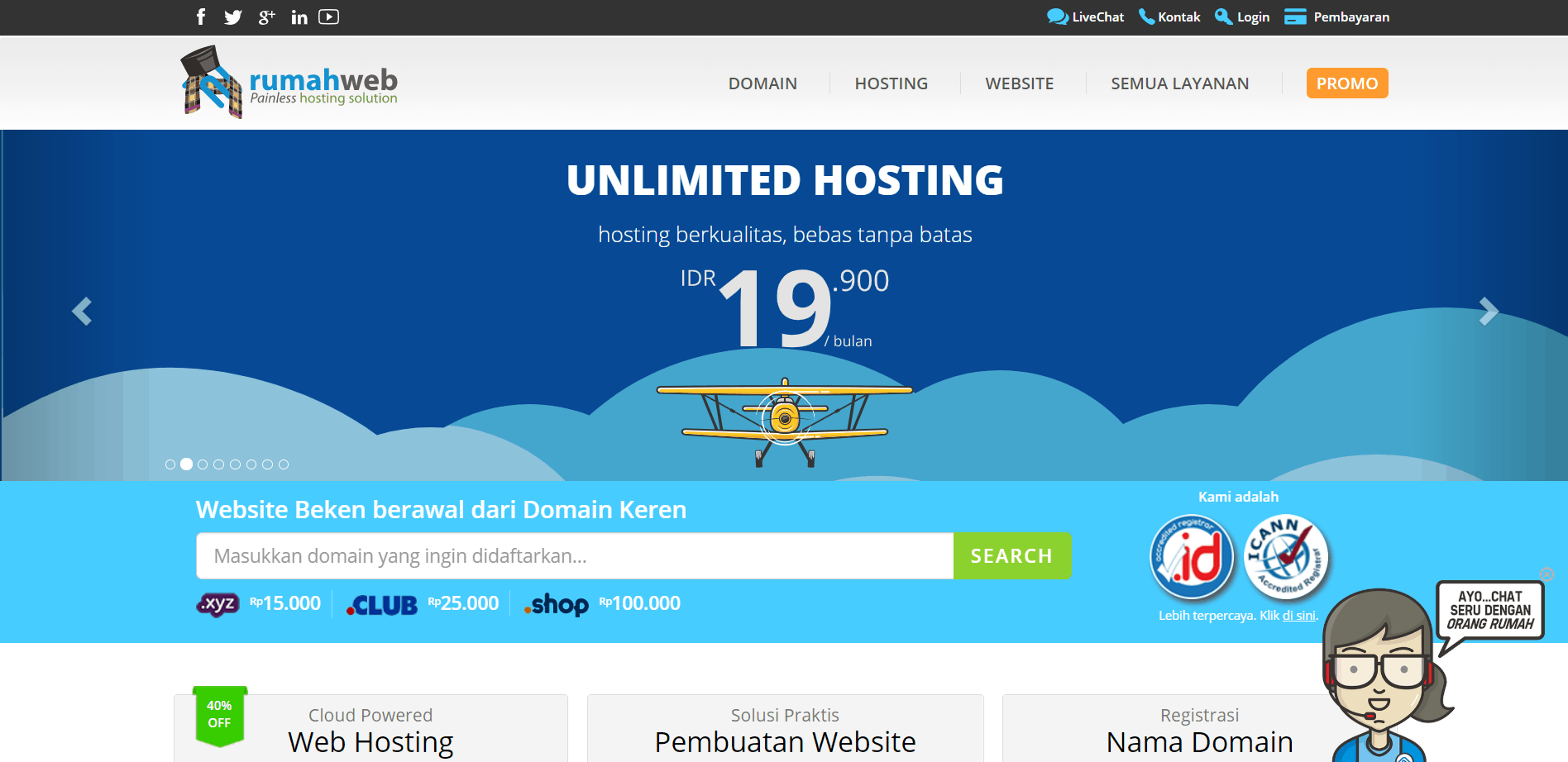 Rumah-Web-mine