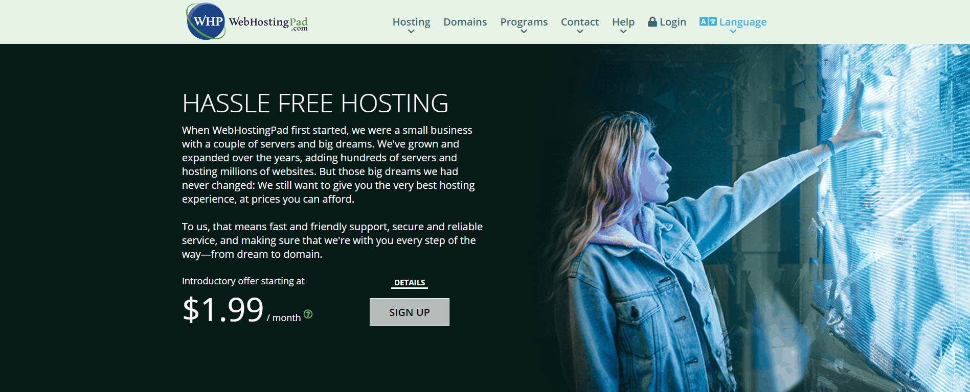webhostingpad-mine