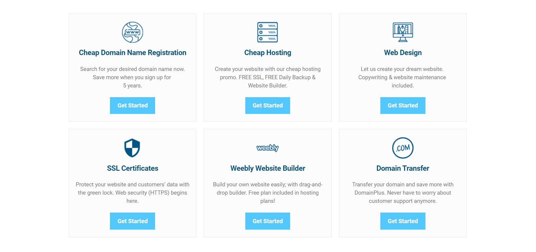 domainplus-features