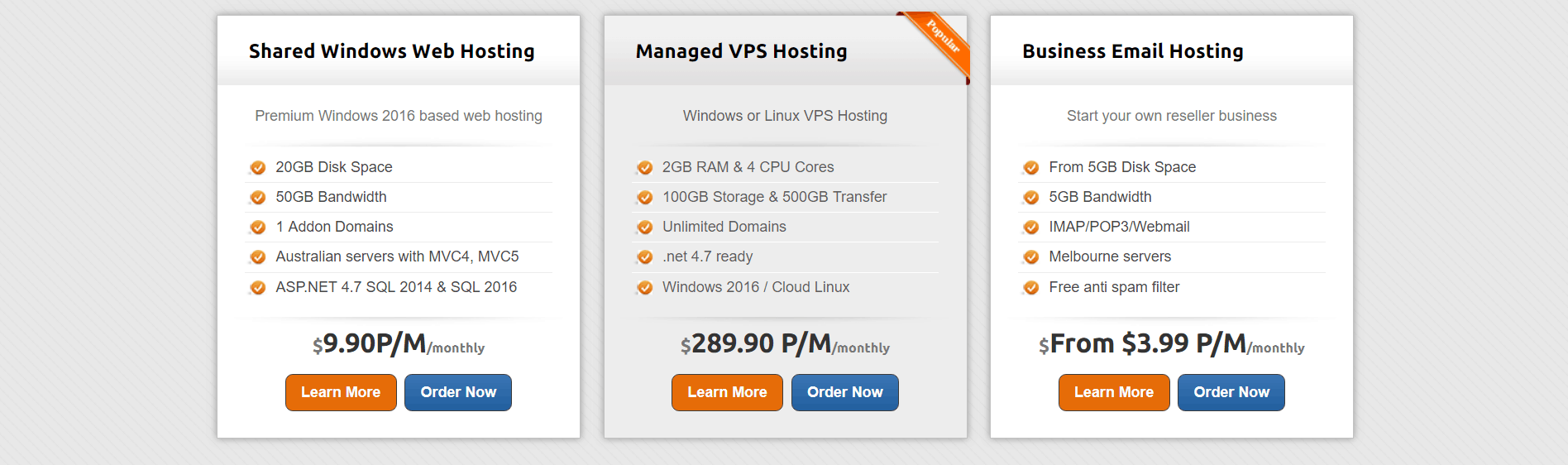 Apexhost-features