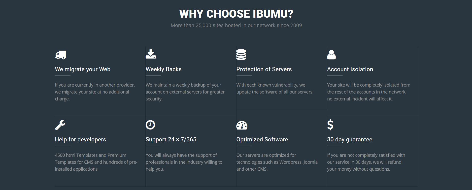 Ibumu.com-features