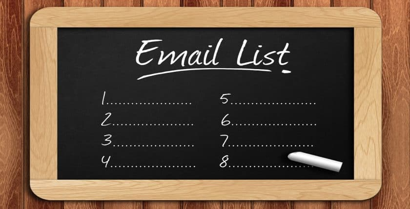 How to Build an Email List in 3 Simple Steps