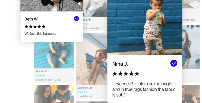 Loox visual reviews app for shopify
