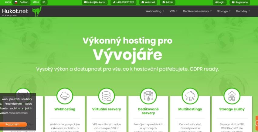hukot-homepage