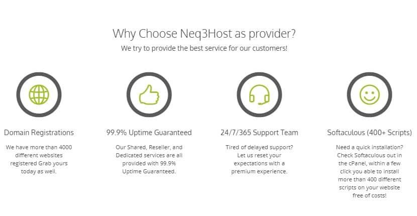 Neq3Host overview