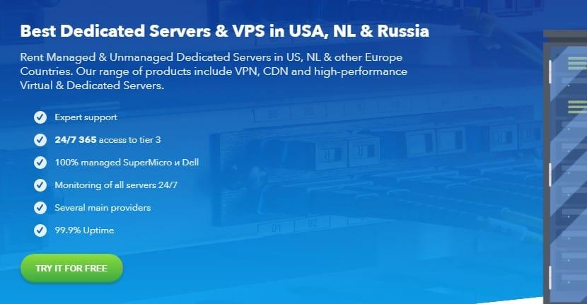 King Servers