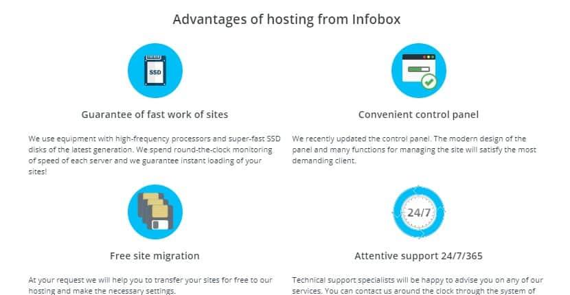Рейтинг хостинга infobox установка modx revolution на хостинг