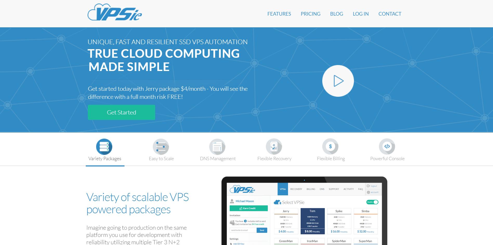 VPSie Overview