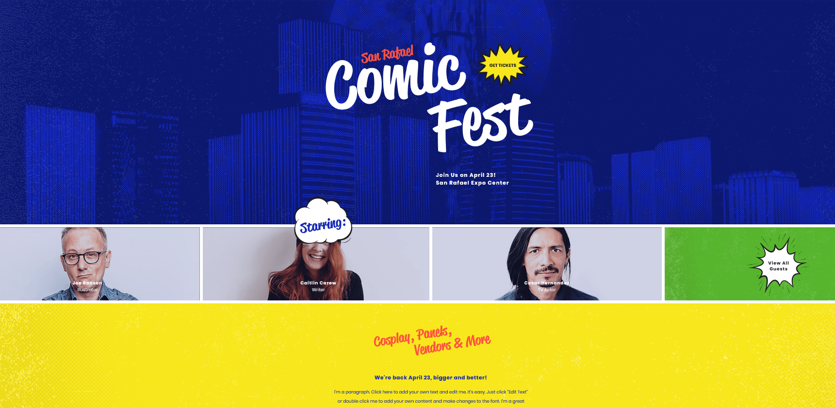 6 Beste (Echt Gratis) Website Builders Voor Community Events