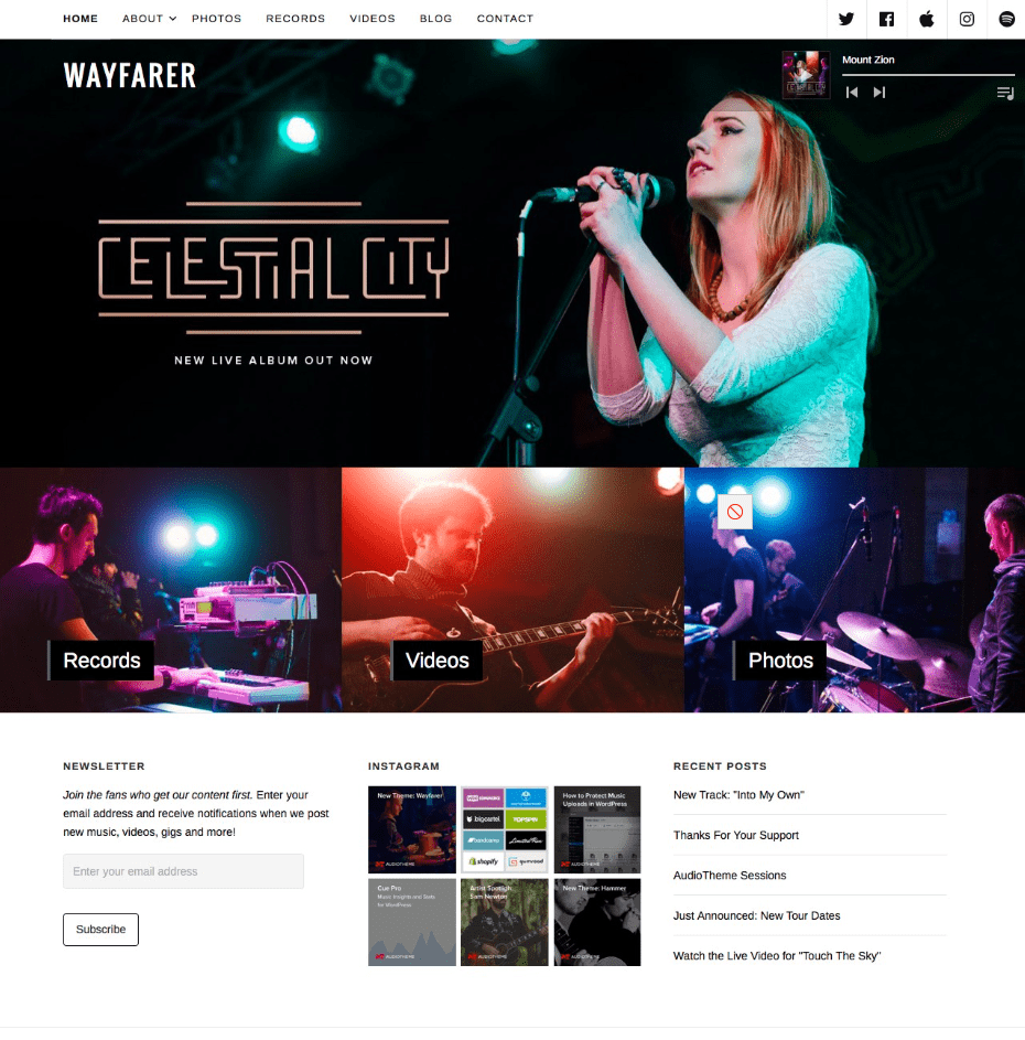 6 Best Website Builders for Musicians in 2020: Get Your Music Live
