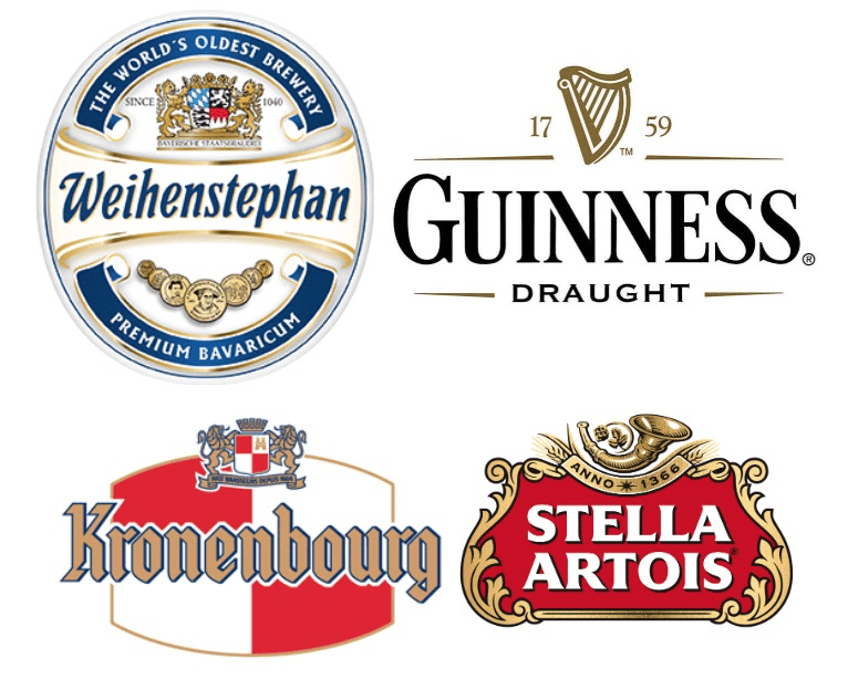 4 Unique Beer Logos and Why We Like Them