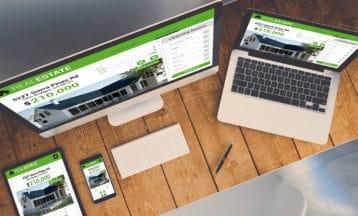 6 bedste (virkelig gratis) ejendomswebside buildere