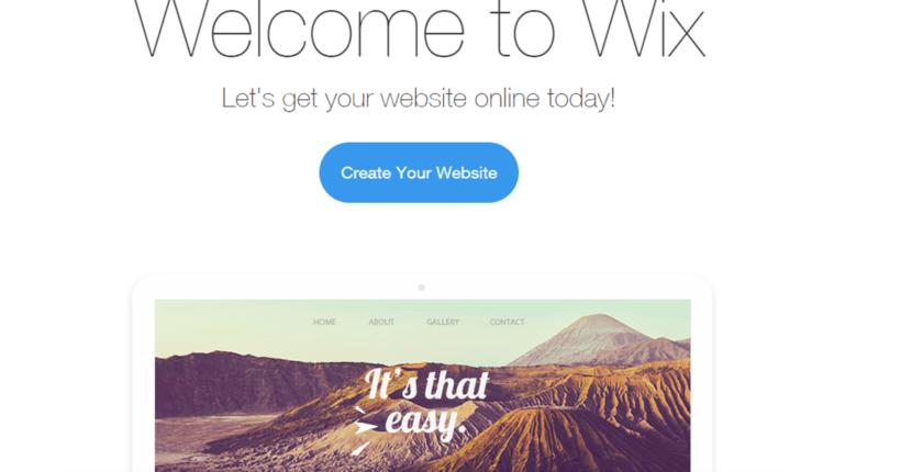 Wix skabelontemaer – vælge det bedste for din webside