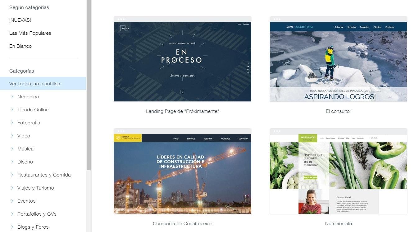 9 pasos para crear un sitio web de Wix en 2019 (con fotos)