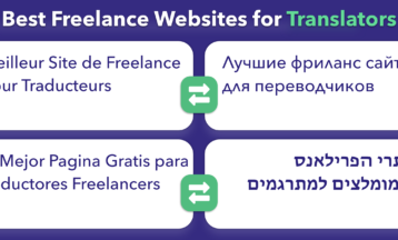 5 Top Services to Find Freelance Translators for Hire [2020]