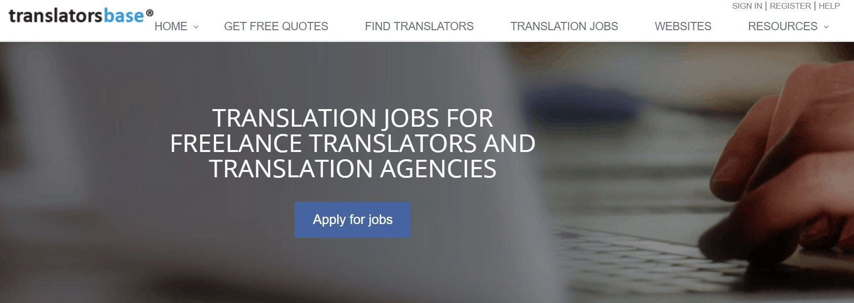 Translatorsbase translation job