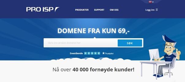 PRO ISP
