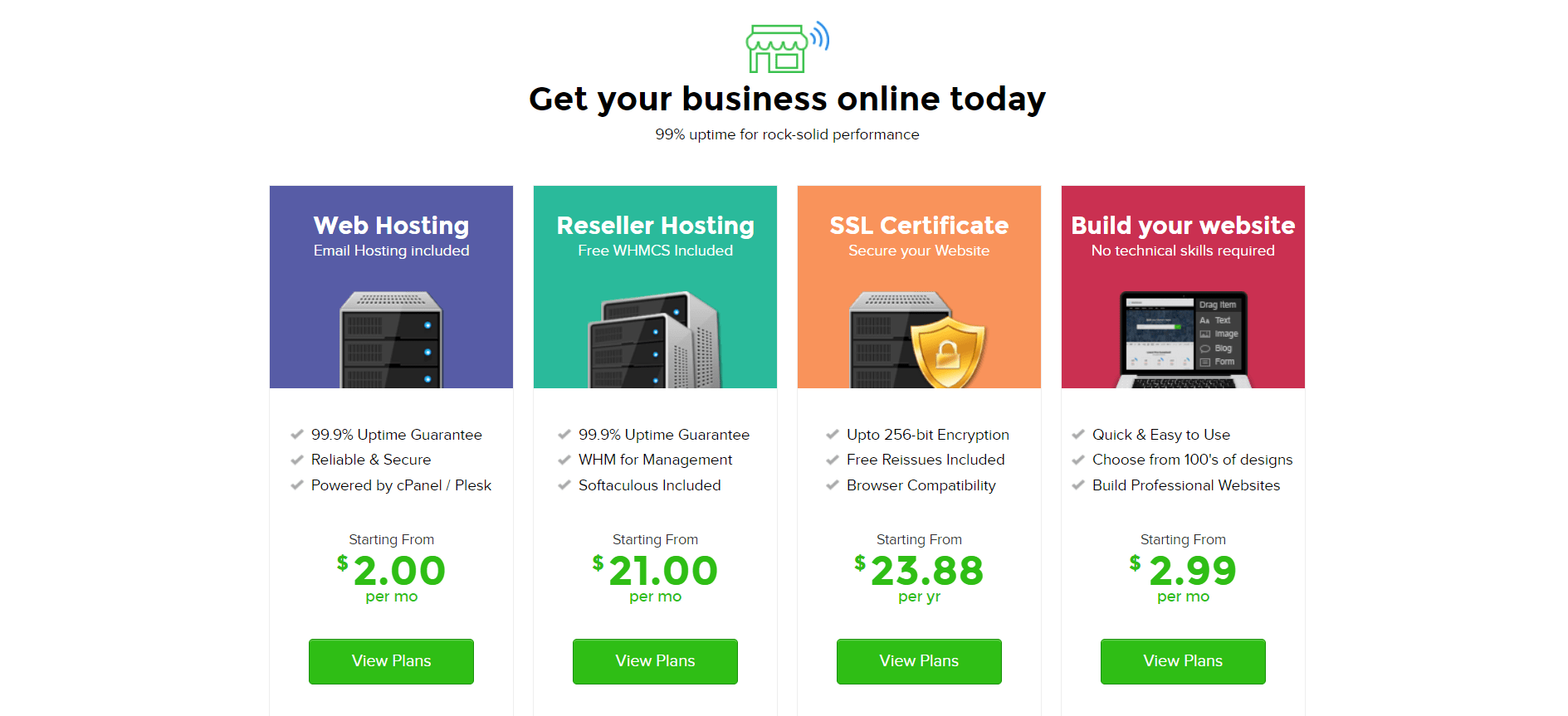 Top Hosting Company