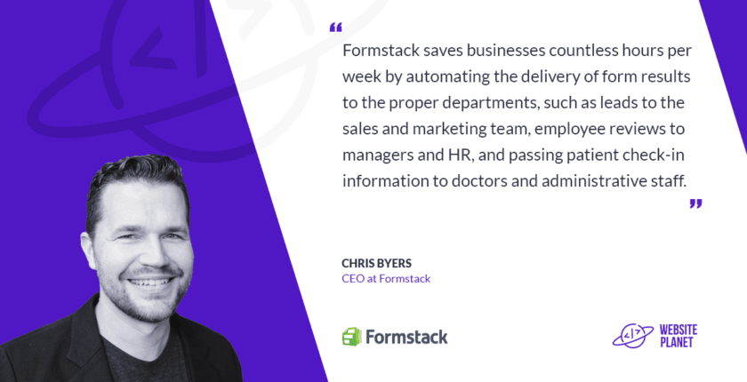 With Formstack, Users Can Create and Integrate Online Forms Without Any Coding Knowledge